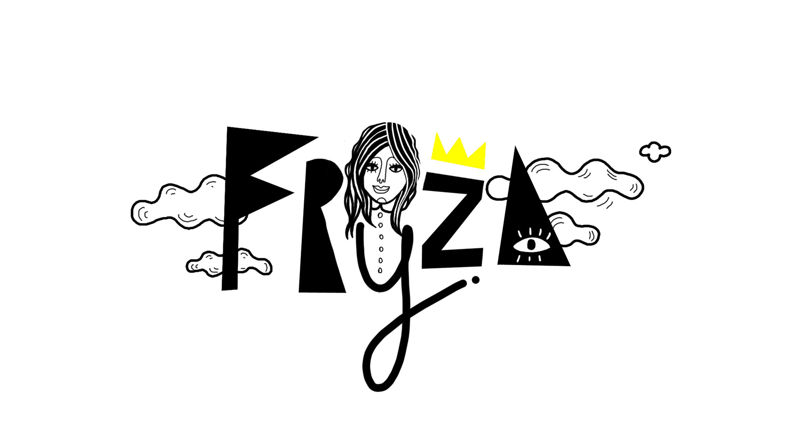 fryza, animation, animacja, ilustracja, kasia ksiezopolska, ilustratorka