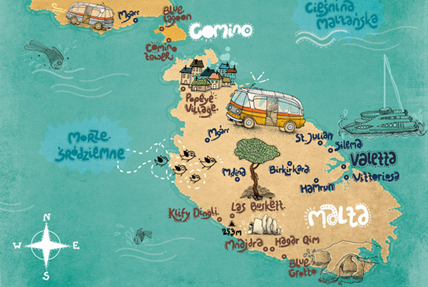 Map (Malta)